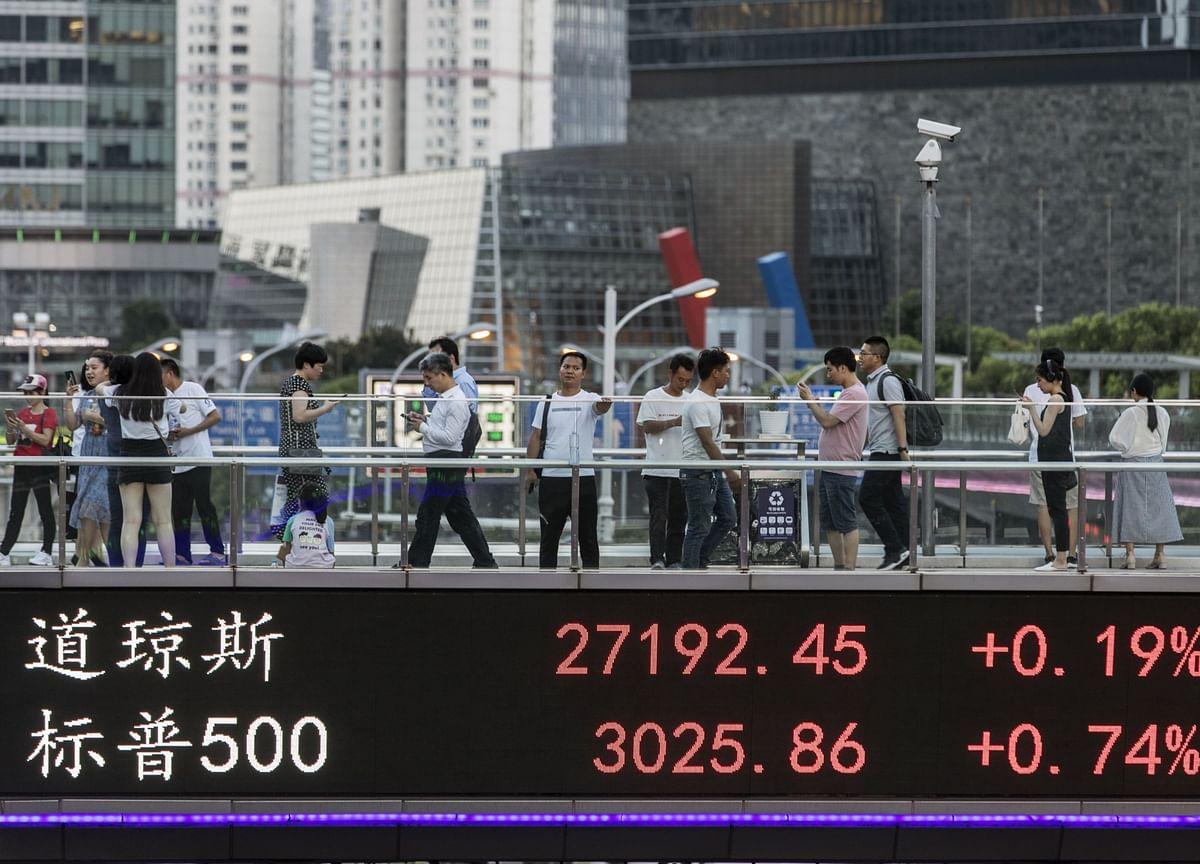 'No Way I Can Lose': Inside China's Stock-Market Frenzy