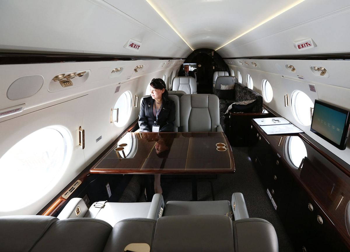 Thailand Plans Open Borders for High-Spenders on Private Planes