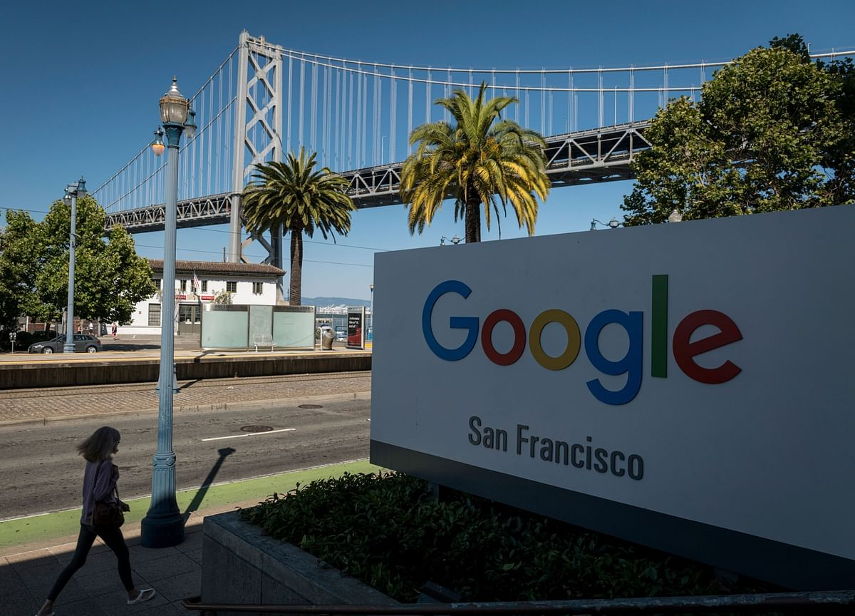 Alphabet's Revenue Fell for First Time Ever as Covid Hit Ads