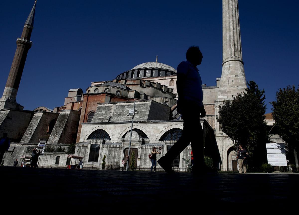 Erdogan Is Erasing Ataturk's Stamp On Turkey