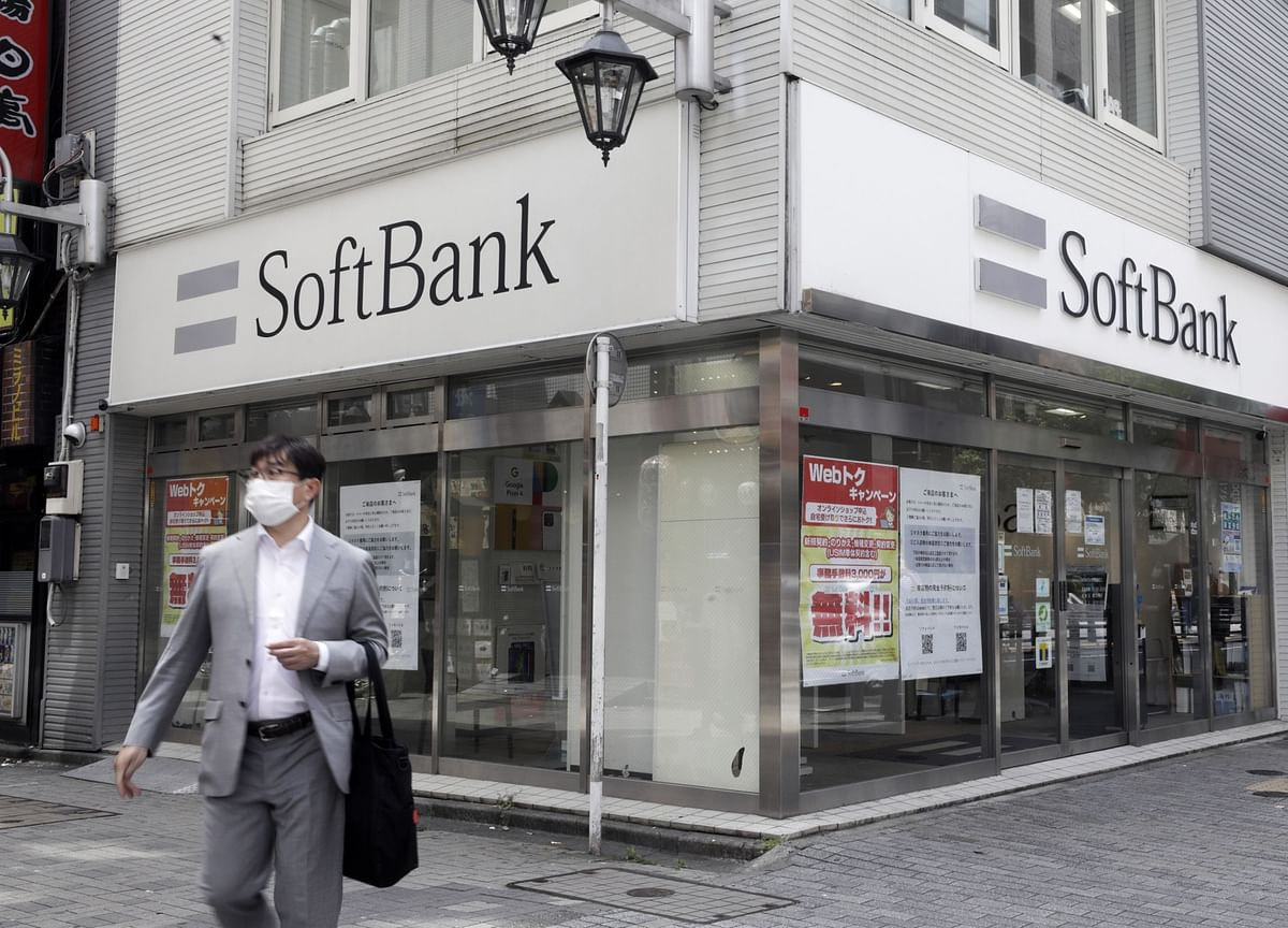 SoftBankExplores a Sale or IPO of Chip Company Arm