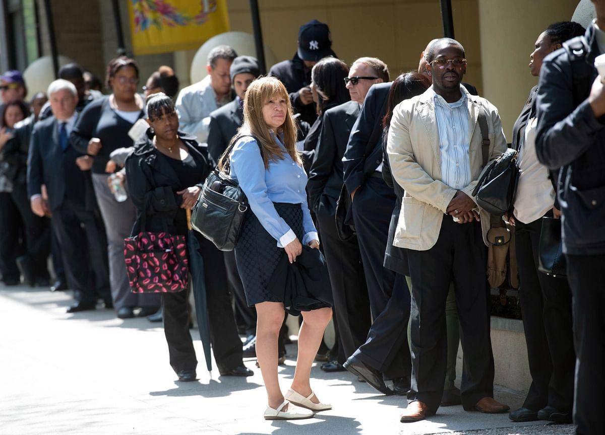 U.S. Job Gains Look Like They're Slowing or Reversing in July