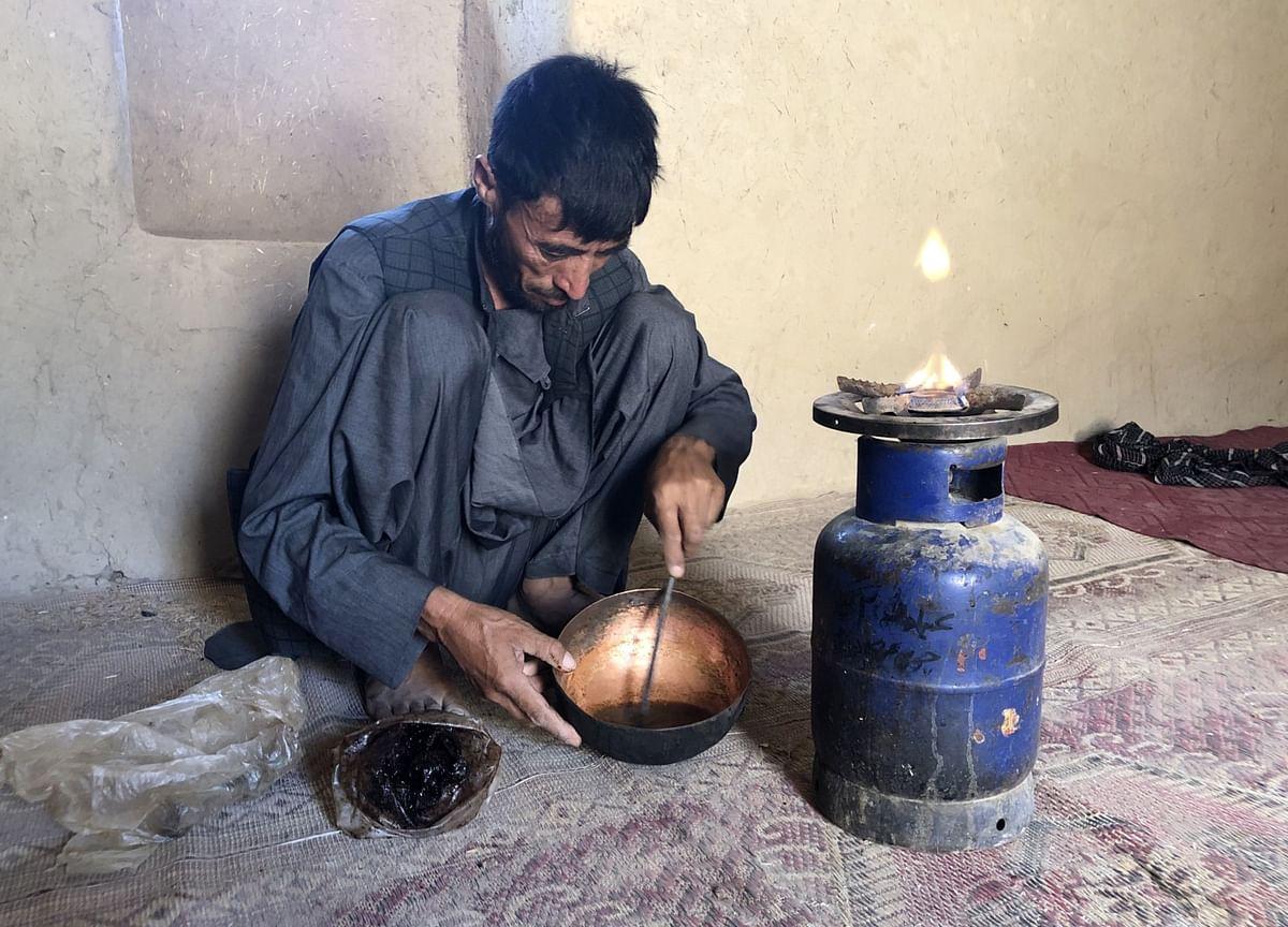 Opium Demand Jumps as Desperate Afghan Villagers Seek Covid Cure