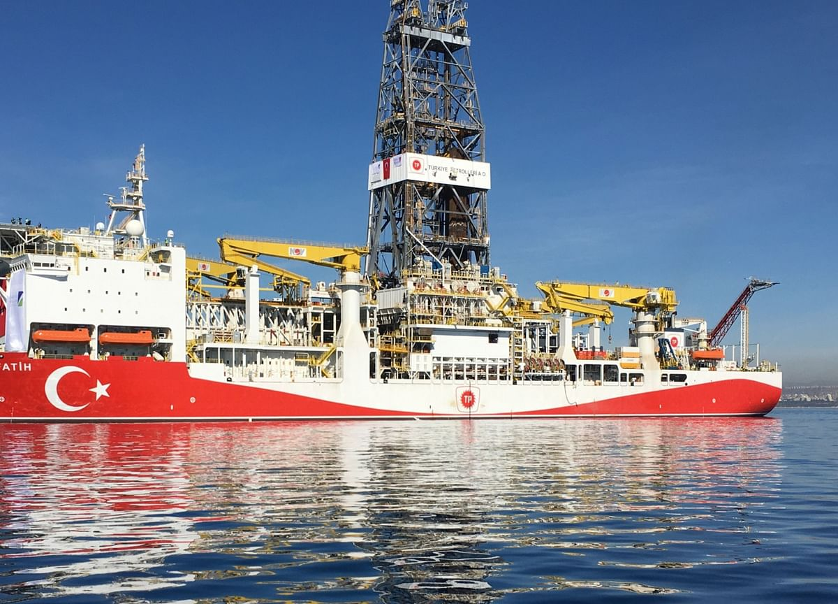 Turkey to Deploy Second Drilling Ship in Black Sea Next Year