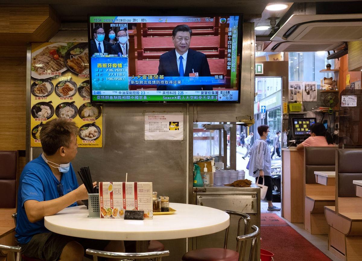 Xi Says China on 'Correct Side of History,' Urges Innovation