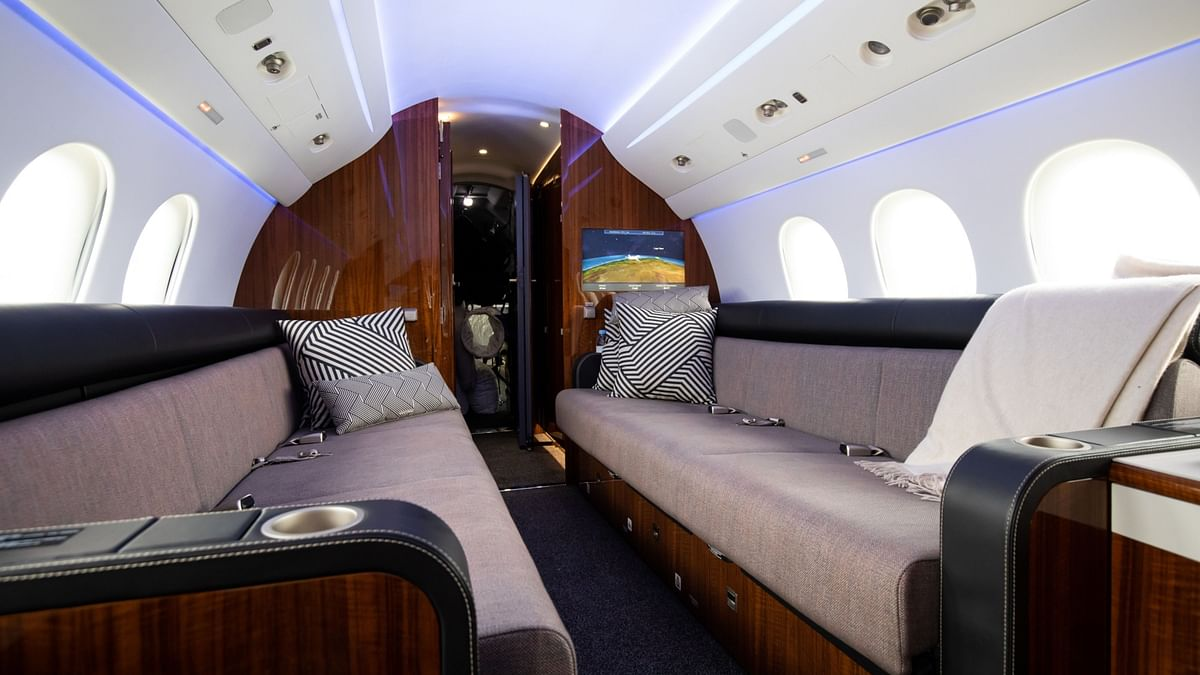 Eight Shocking Secrets I Learned While Working On Private Jets