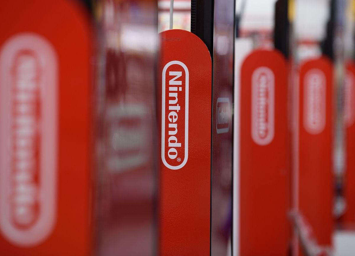 Nintendo Adds Another $3 Billion as Robinhood Traders Press Play