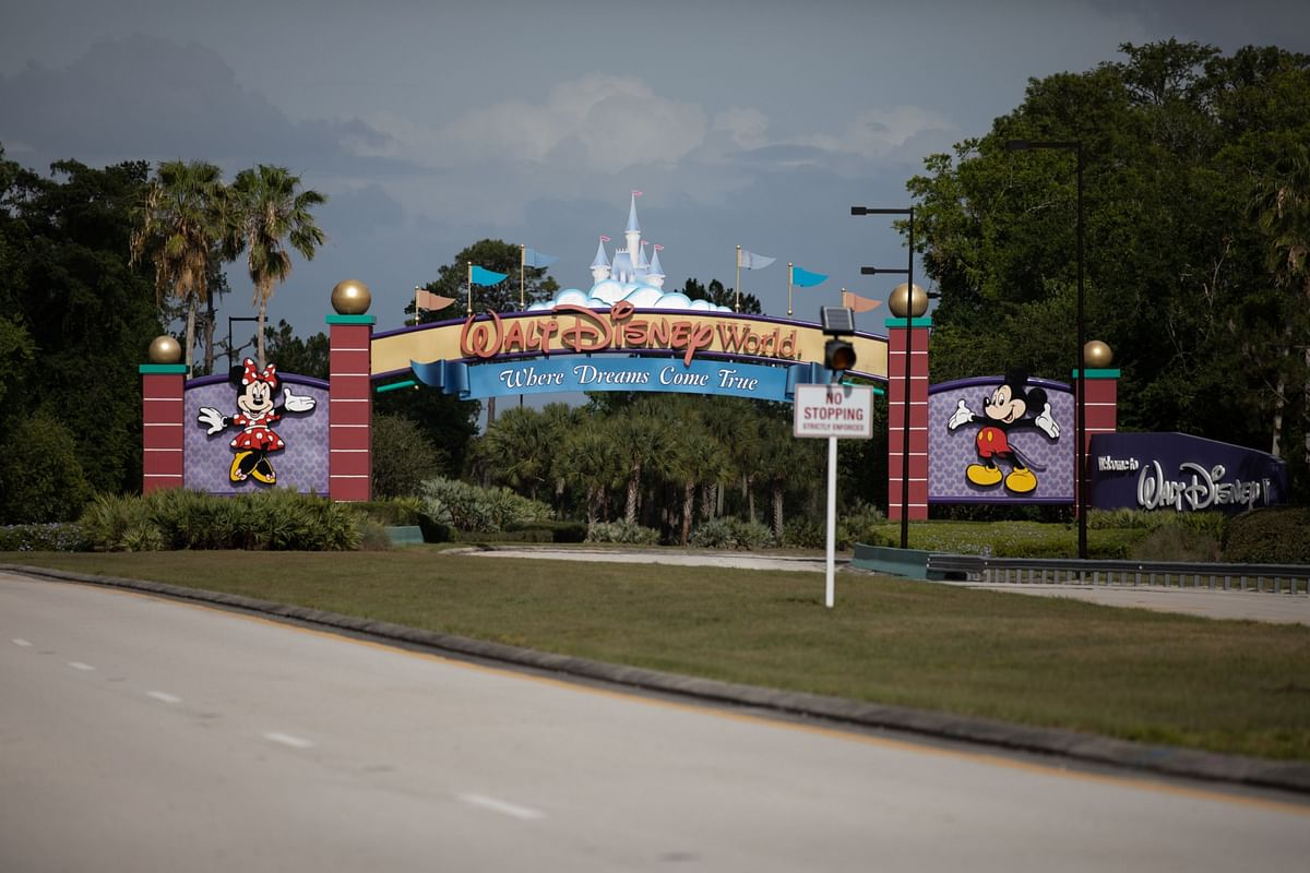 U.S. Cases Rise to New Record; Disney Opens Parks; Virus Update