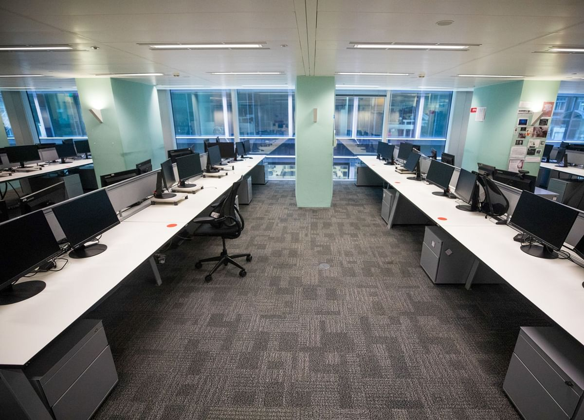Rents Begin To Fall As Virus Disrupts India's Office Space Boom