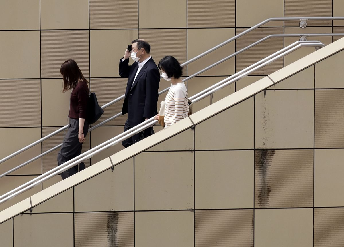 World Economy That Took Elevator Down Faces Steep Stairs Back Up