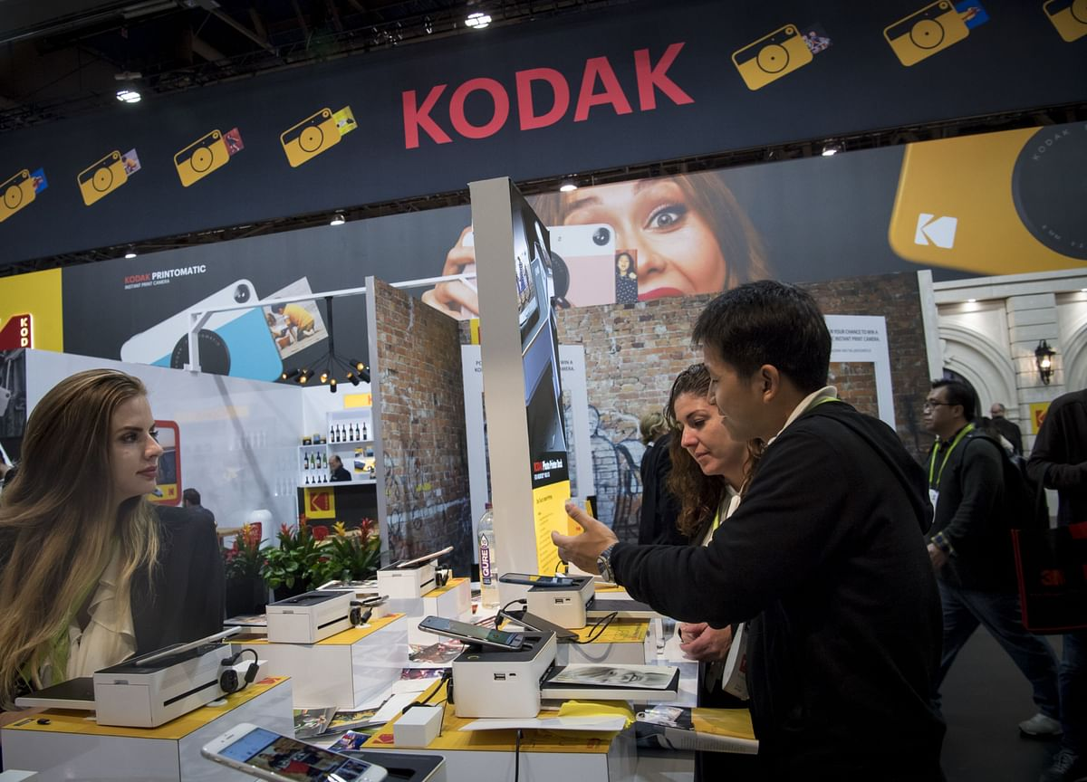 Kodak's $765 Million Government Loan on Hold Pending Probe
