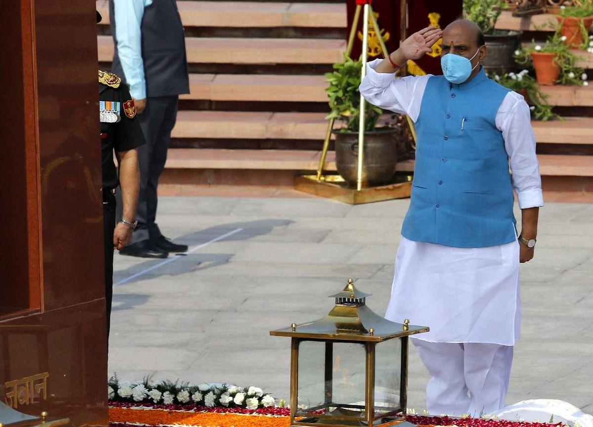 Kargil Vijay Diwas: India's Defence Minister Pays Tributes On 21st Anniversary Of Kargil War Victory