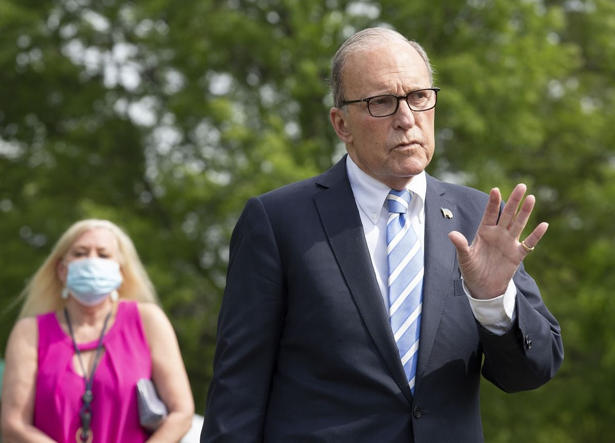 U.S. Economy Still Poised for Third-Quarter Rebound, Kudlow Says