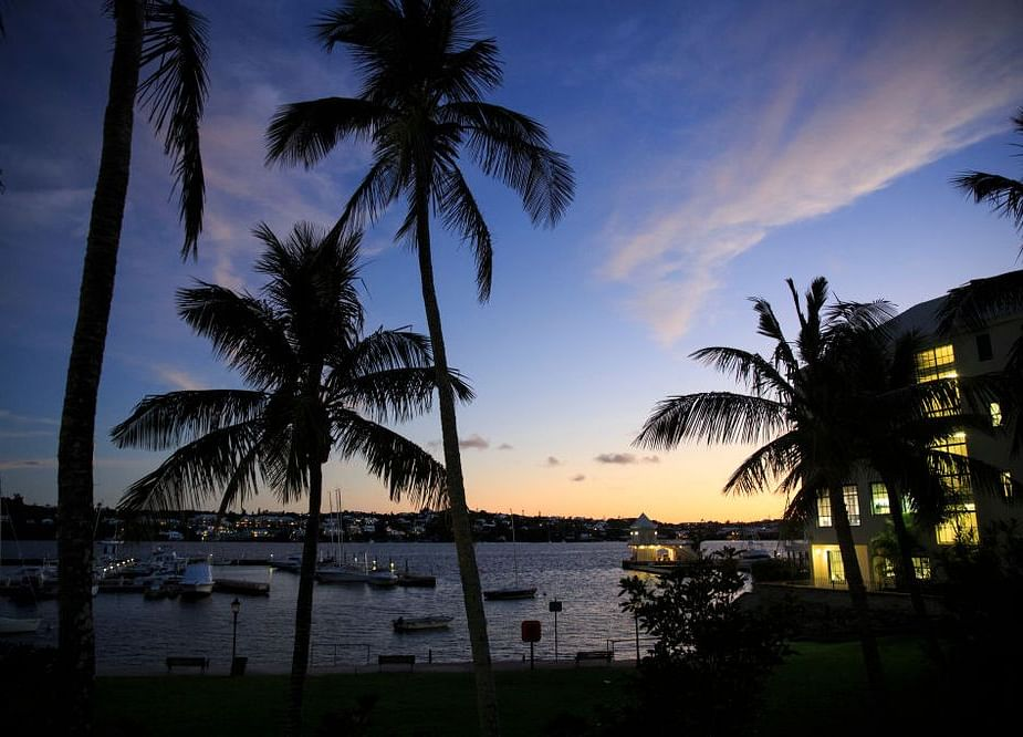 Bermuda Pitches Island Life as Escape From Pandemic Madness