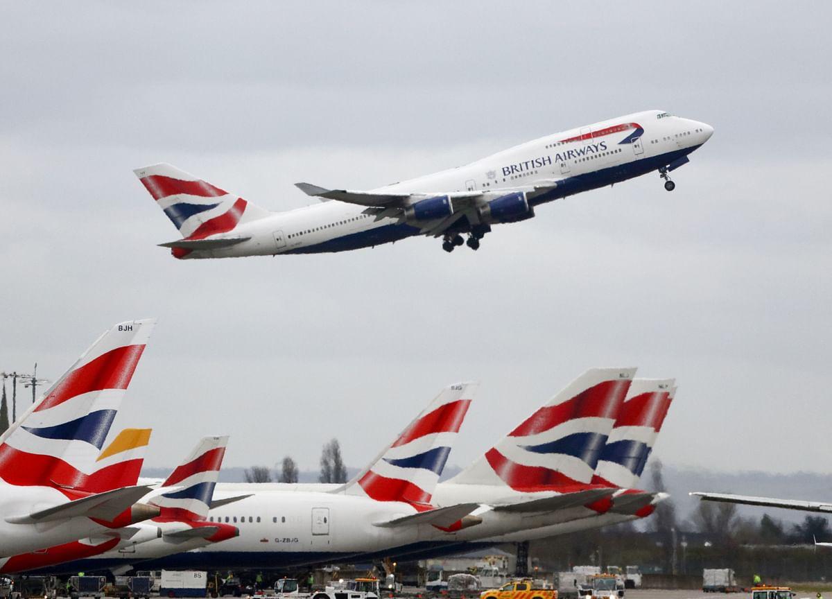 British Airways Is Grounding Its Fleet of 747 Jets for Good