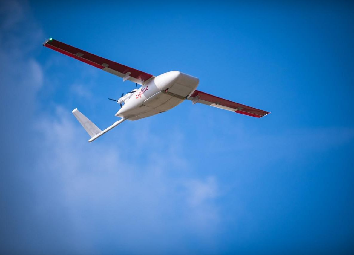 Startup Street: A Plan To Deliver Critical Medical Supplies By Drones