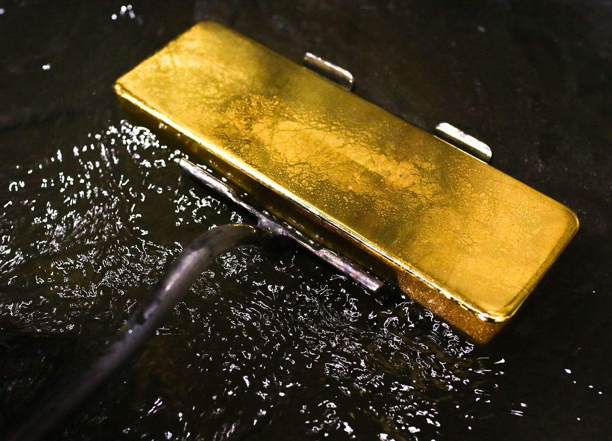 Gold Imports Plunge 94% In April-June To $688 Million