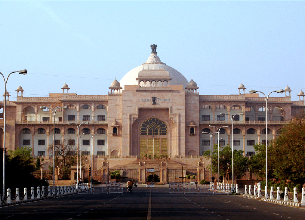 Rajasthan Deadlock Ends, Assembly Session From Aug. 14