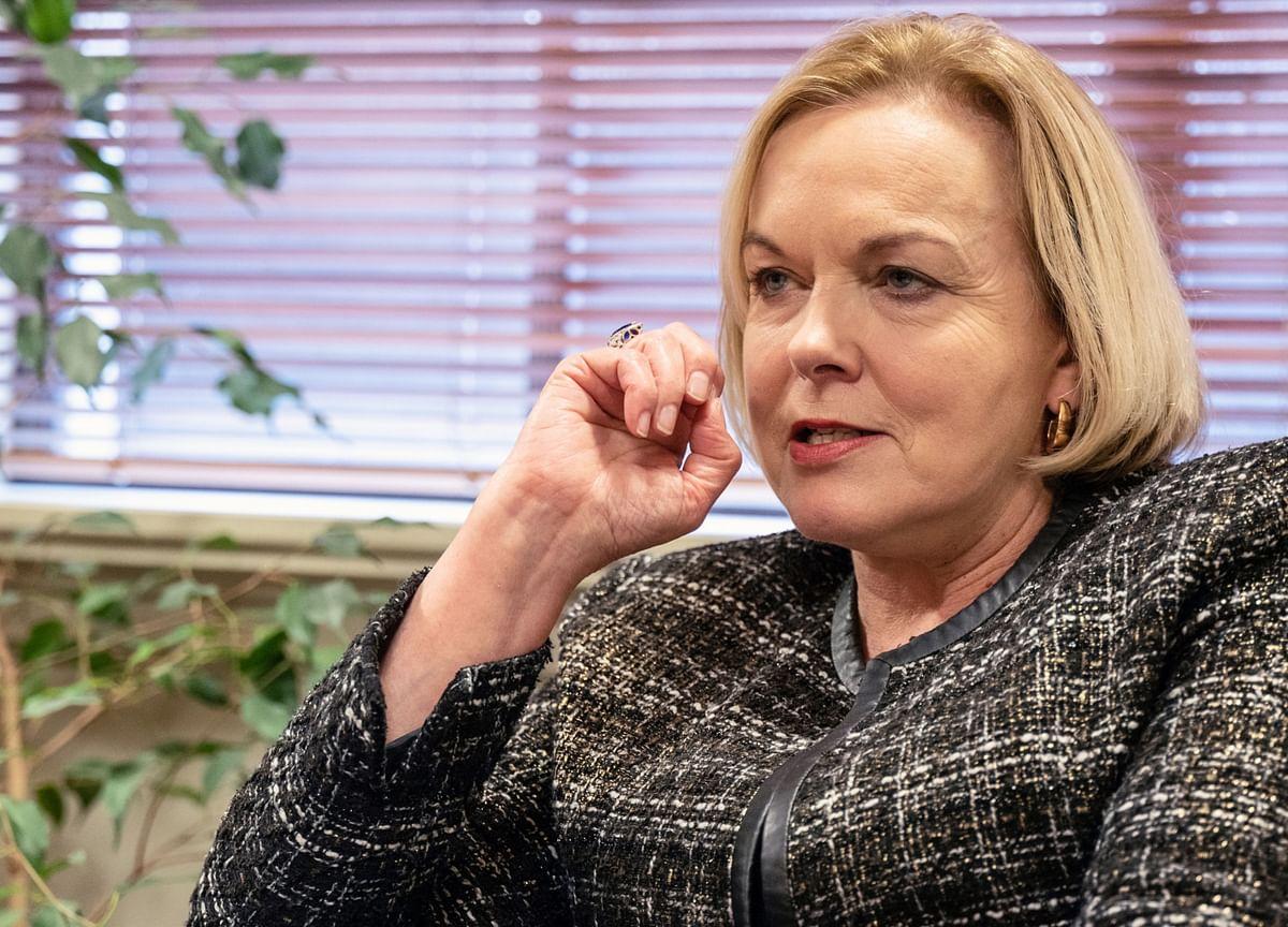 The Woman Seeking to Dethrone Political Superstar Jacinda Ardern