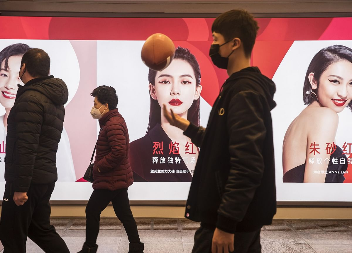 Covid Gives China's Beauty Brands Enhanced Allure