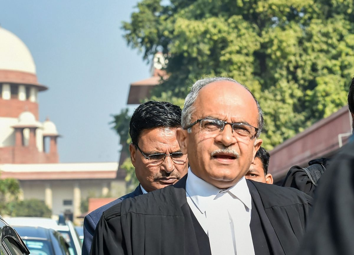Contempt Case: Civil Society Members Express Solidarity With Prashant Bhushan