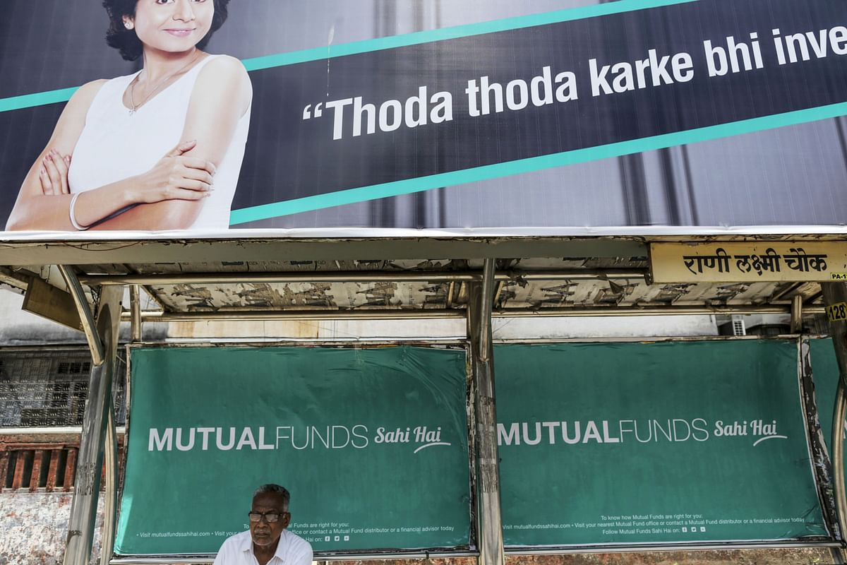 India Stock Funds Face First Monthly Withdrawals In Four Years