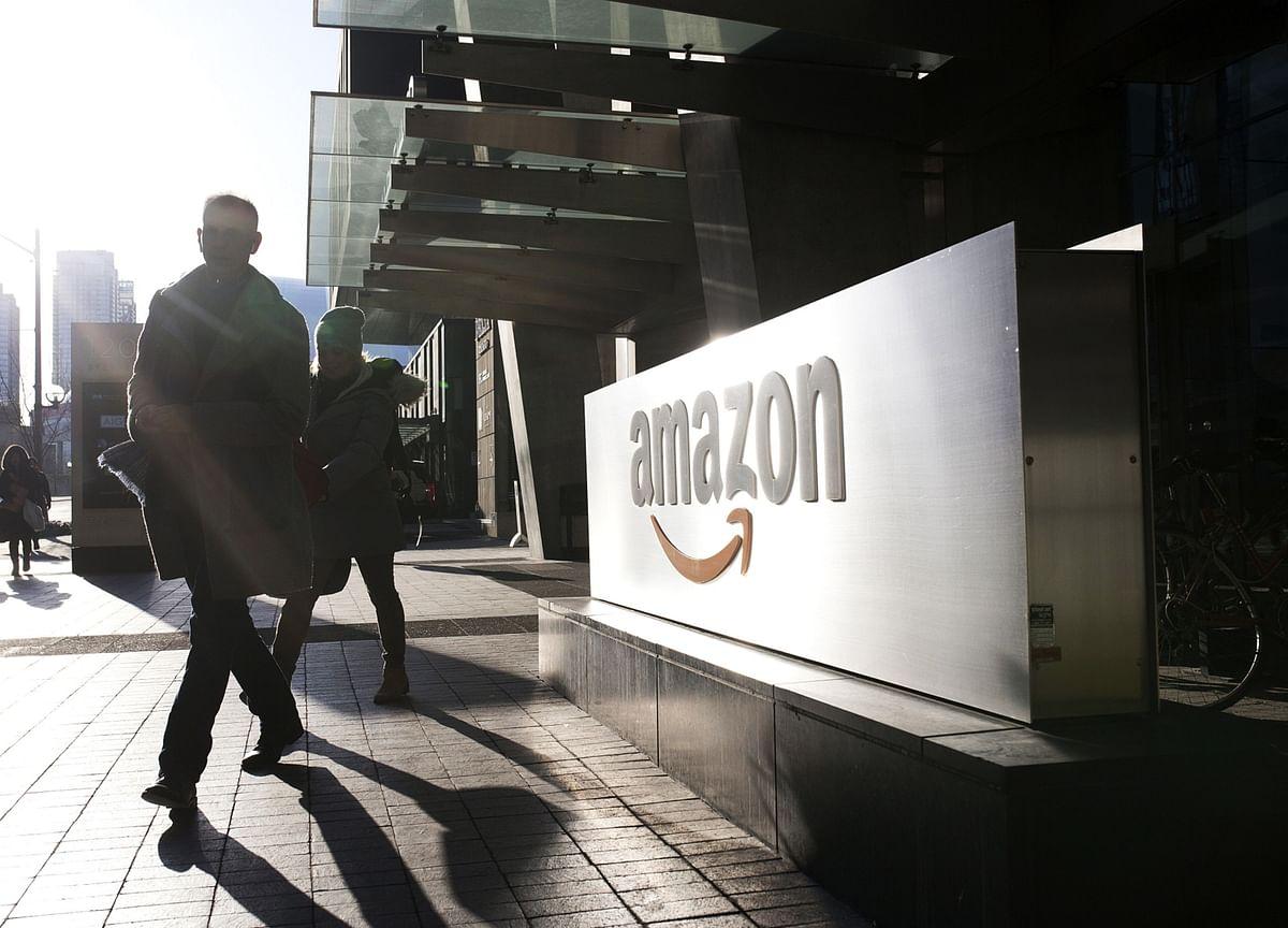 Amazon Rally Pushes Market Value $30 Billion Beyond Microsoft