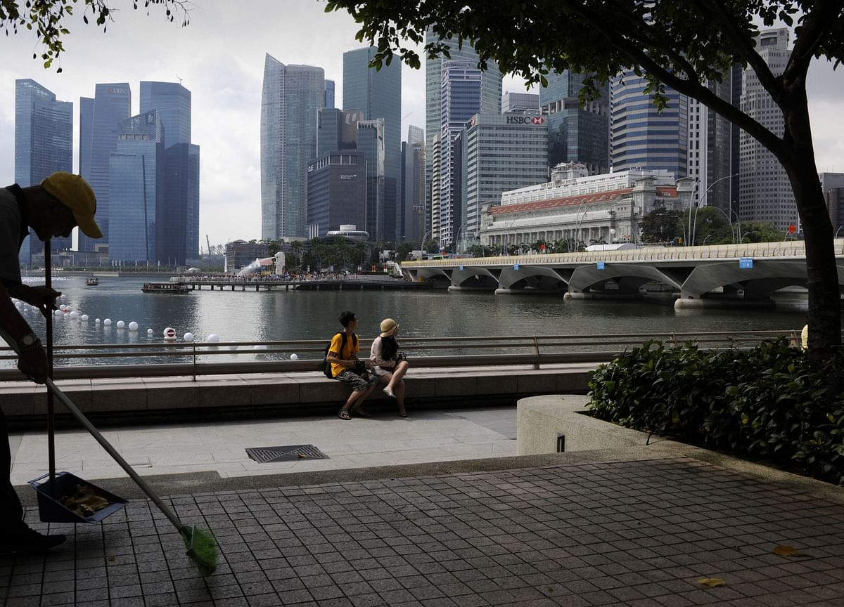 Emerging Economies Face Real Risk of 'Submerging,' Singapore OfficialSays