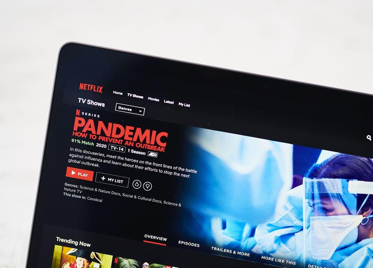 Netflix Widens Market-Cap Lead Over Disney Given Streaming Focus