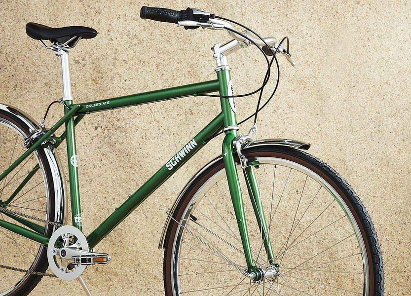 The Limited-Edition Schwinn Collegiate Bike Is a Pandemic Treasure