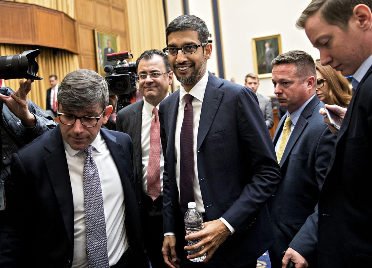Google CEO Sundar Pichai Rules Out Buying TikTok