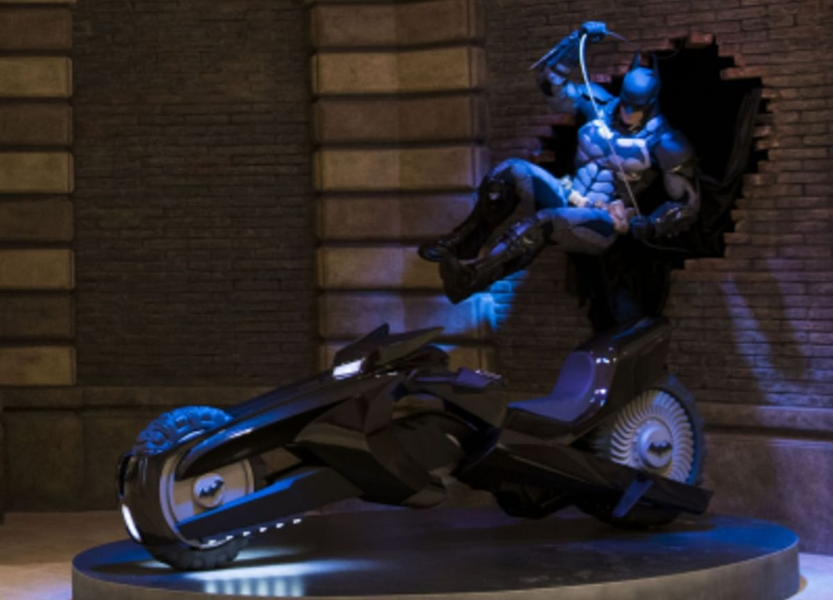 Warner Bros. Announces Much-Hyped New Batman Video Game