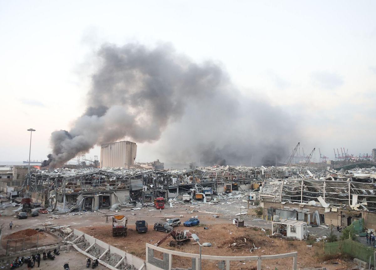 How the Beirut Explosion Will Worsen Lebanon's Crises