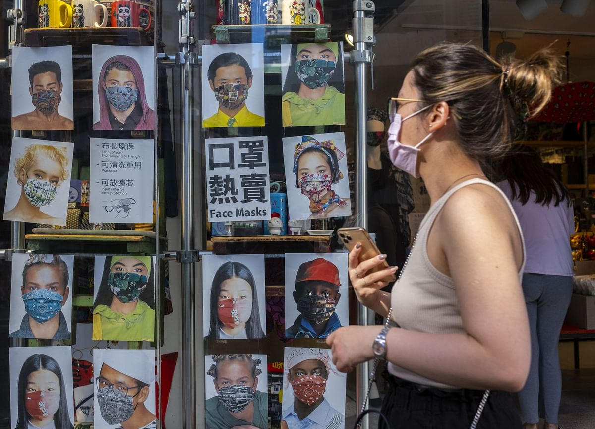 China Has Another Reason to Wear Face Masks