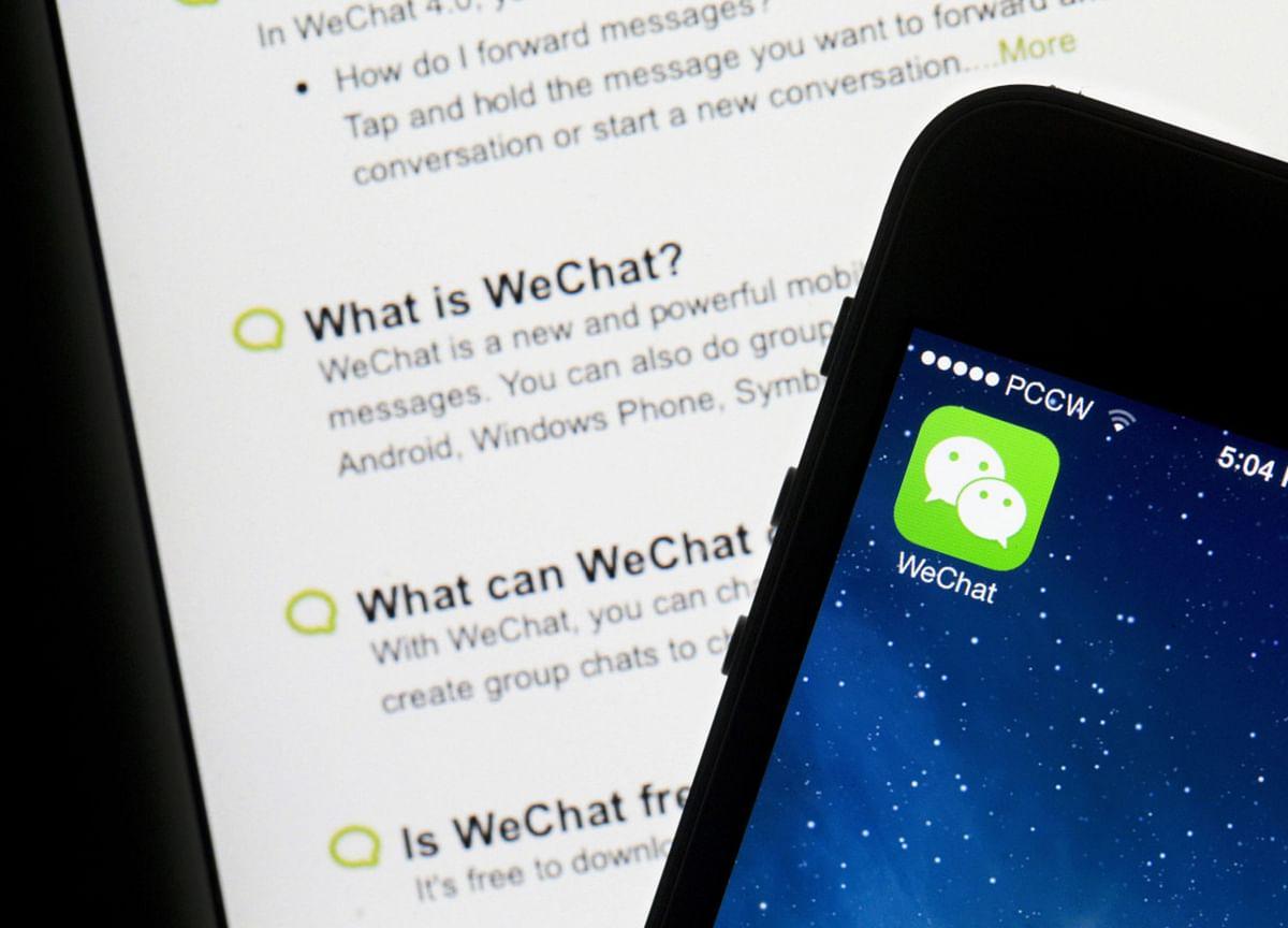 Trump's WeChat Assault Endangers $280 Billion Tencent Rally