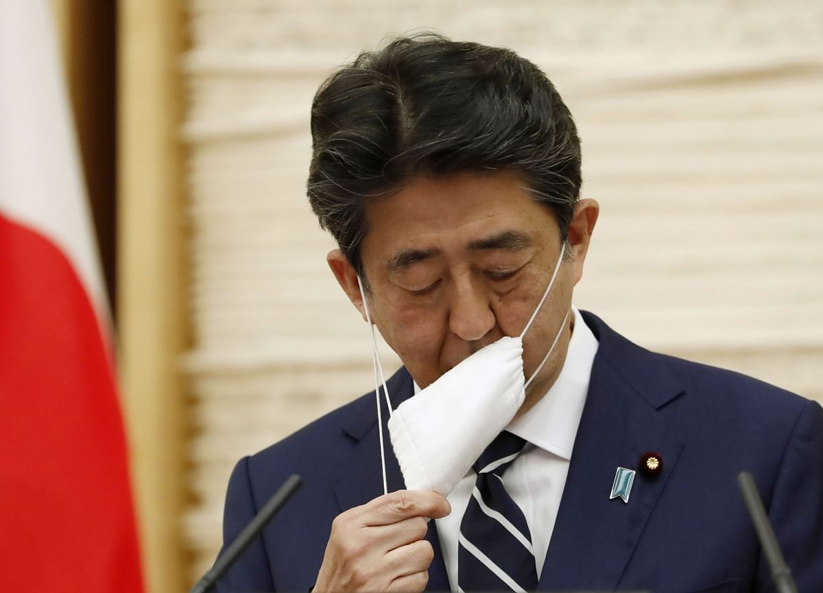 Abe, Japan's Longest-Serving Premier, Resigns Due to Health