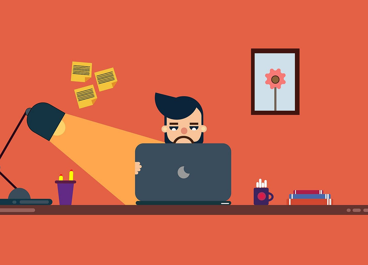 Working From Home Doesn't Mean You Have to Work All the Time