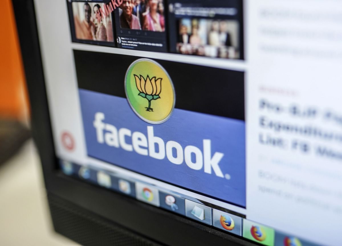 Facebook India Says It Is A Non-Partisan Platform Amid Political Row