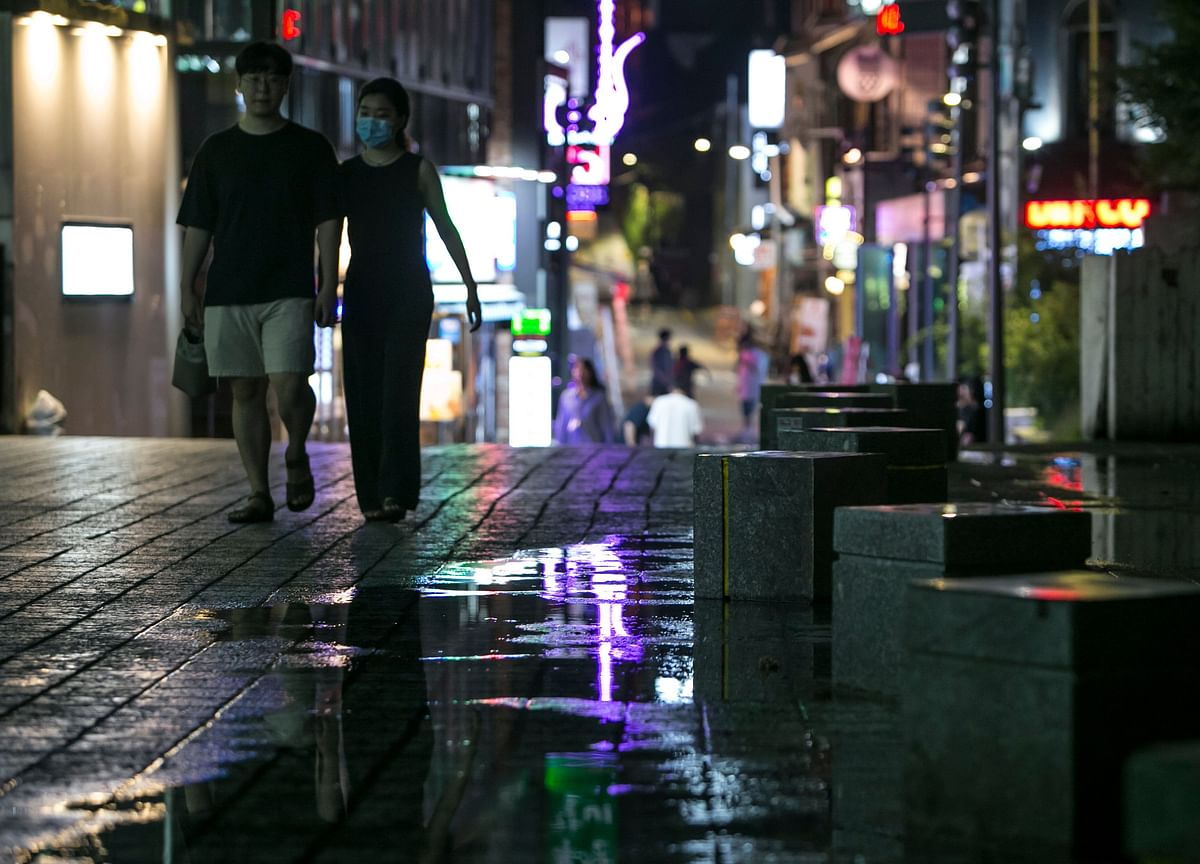 South Korea's Latest Virus Wave May Peak in August: JPMorgan