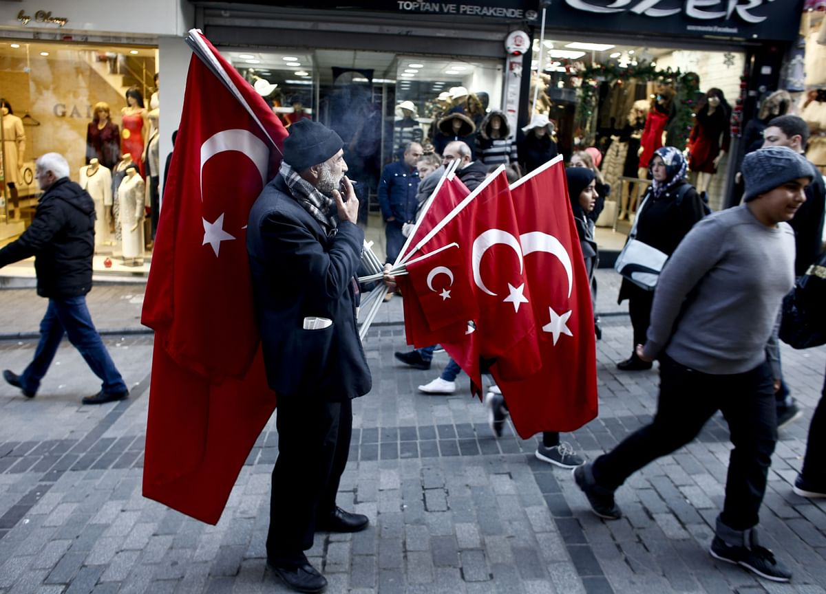 Turkey's Budget Falls Deeper in the Red as Pandemic Hits Revenue