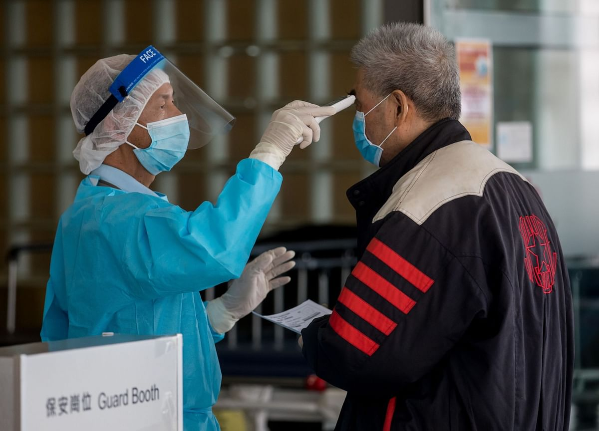 Two Chinese Patients Test Positive Months After Virus Recovery