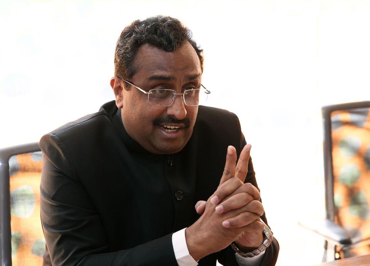 Don't Bask In Modi's Glory, But Work To Grab Power In 2024, Ram Madhav Tells Andhra Pradesh BJP Unit