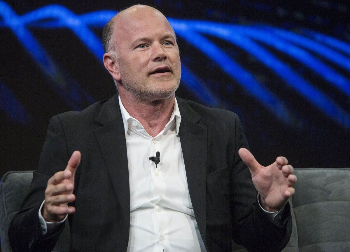 Novogratz Says Stock-Market Bubble Will Probably Pop If Biden Wins