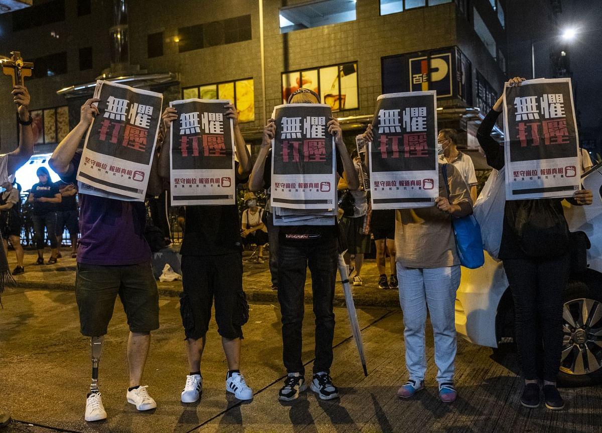 Hong Kong Protesters Adapt as Security Law Stifles Old Tactics