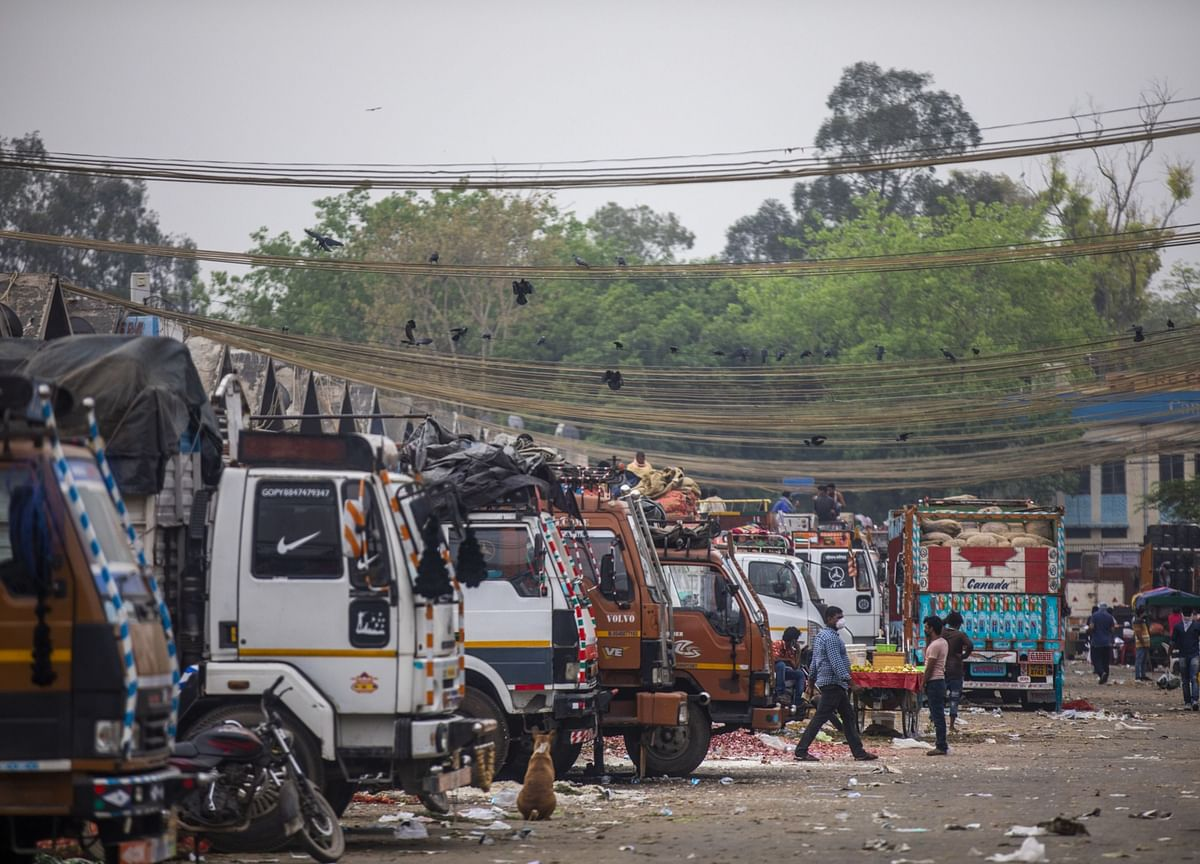 Idled Trucks Have India Fuel DemandHeaded for Five-Year Low