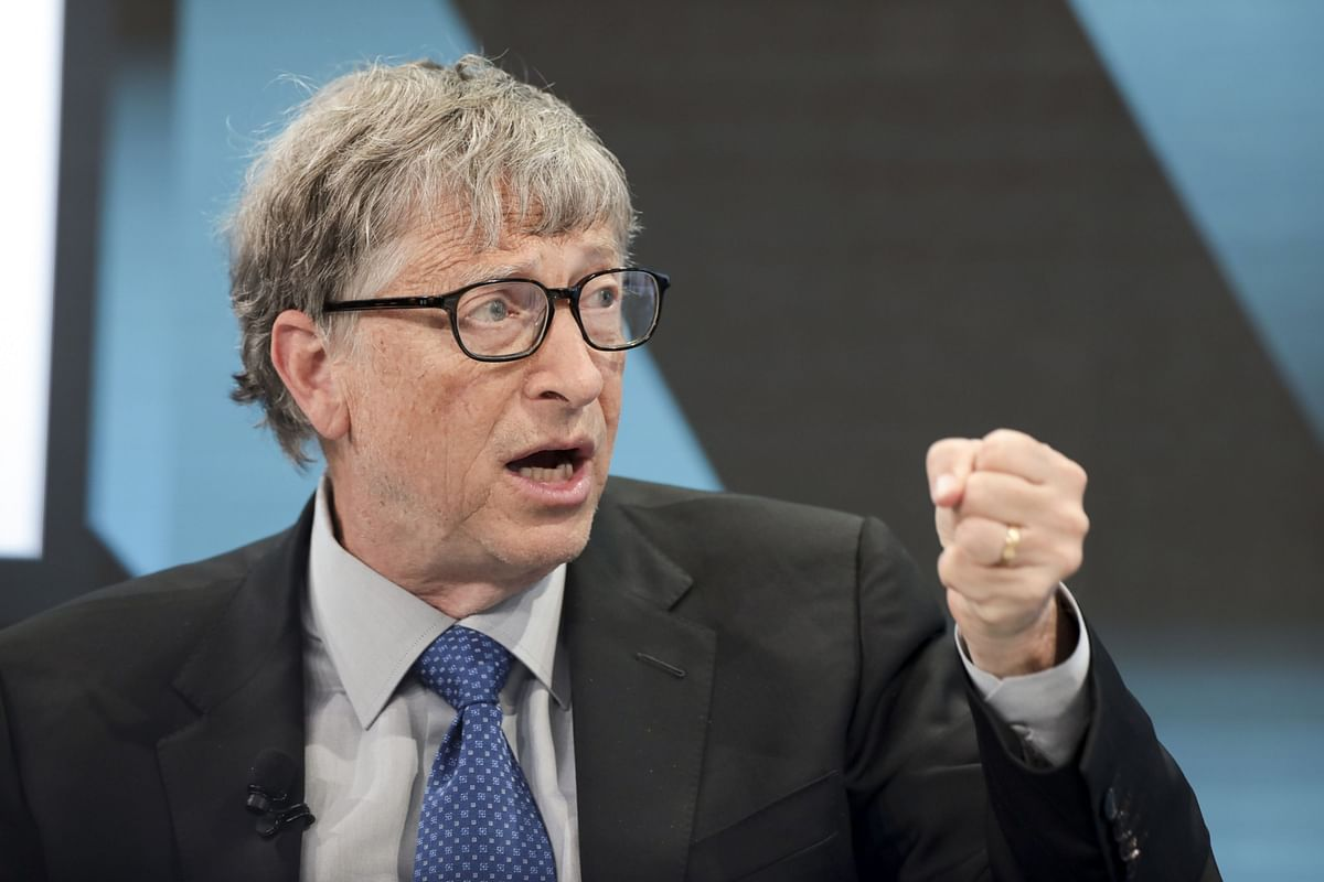 Bill Gates Urges U.S. to Help Poorer Countries Get Vaccines