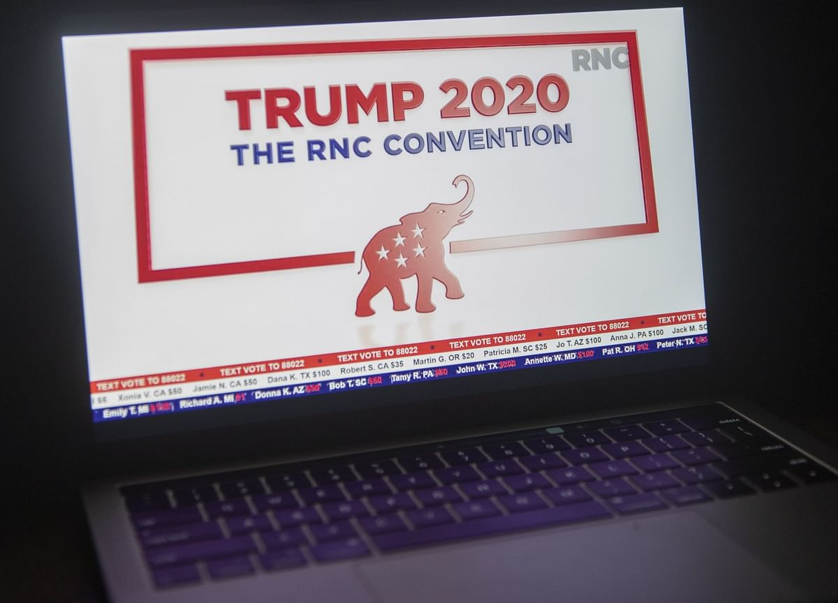 Trump's Convention Invokes Fear of Biden in Appeal to GOP Base
