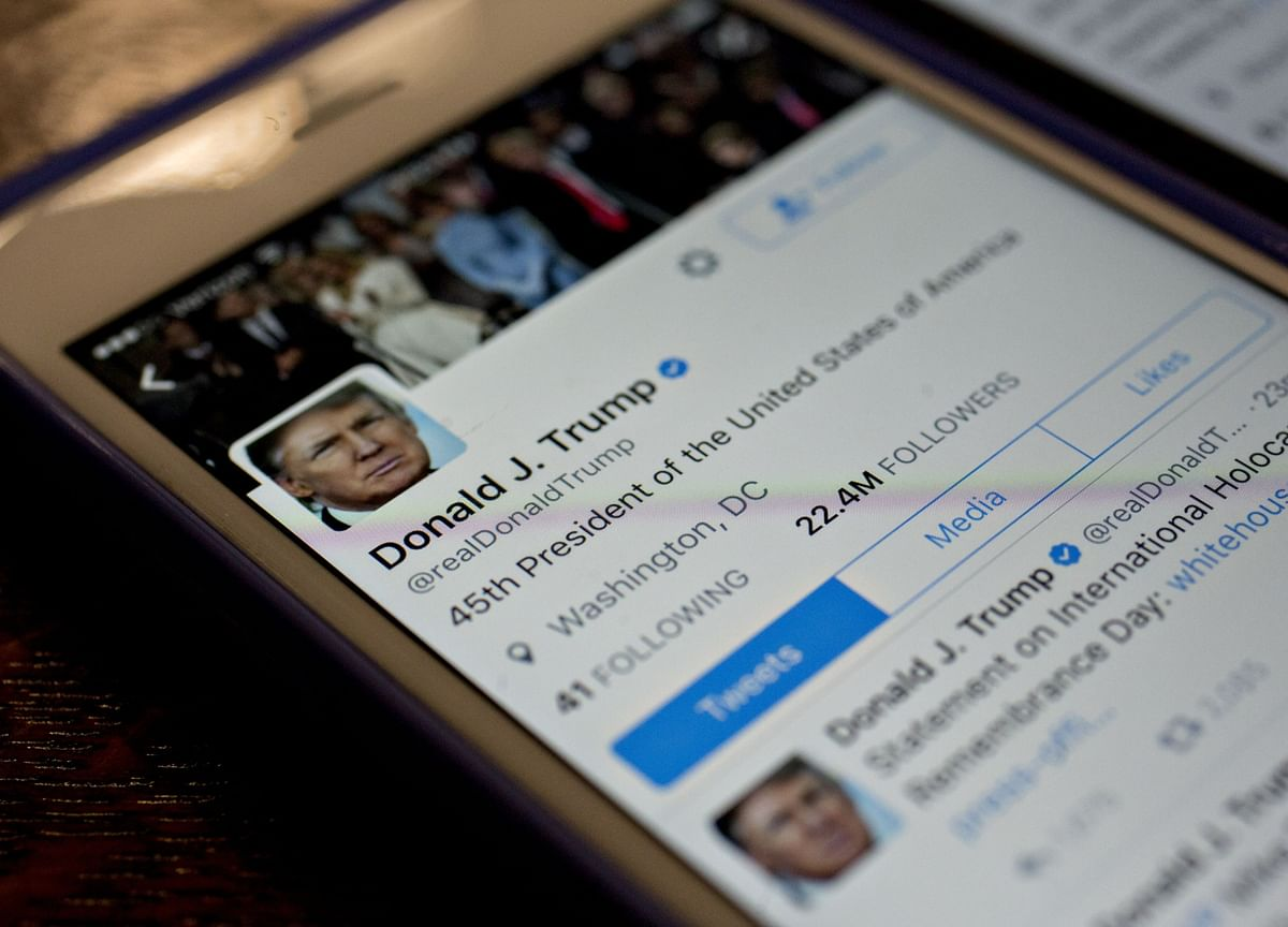 Trump's Special Twitter Treatment Would End With Biden Win