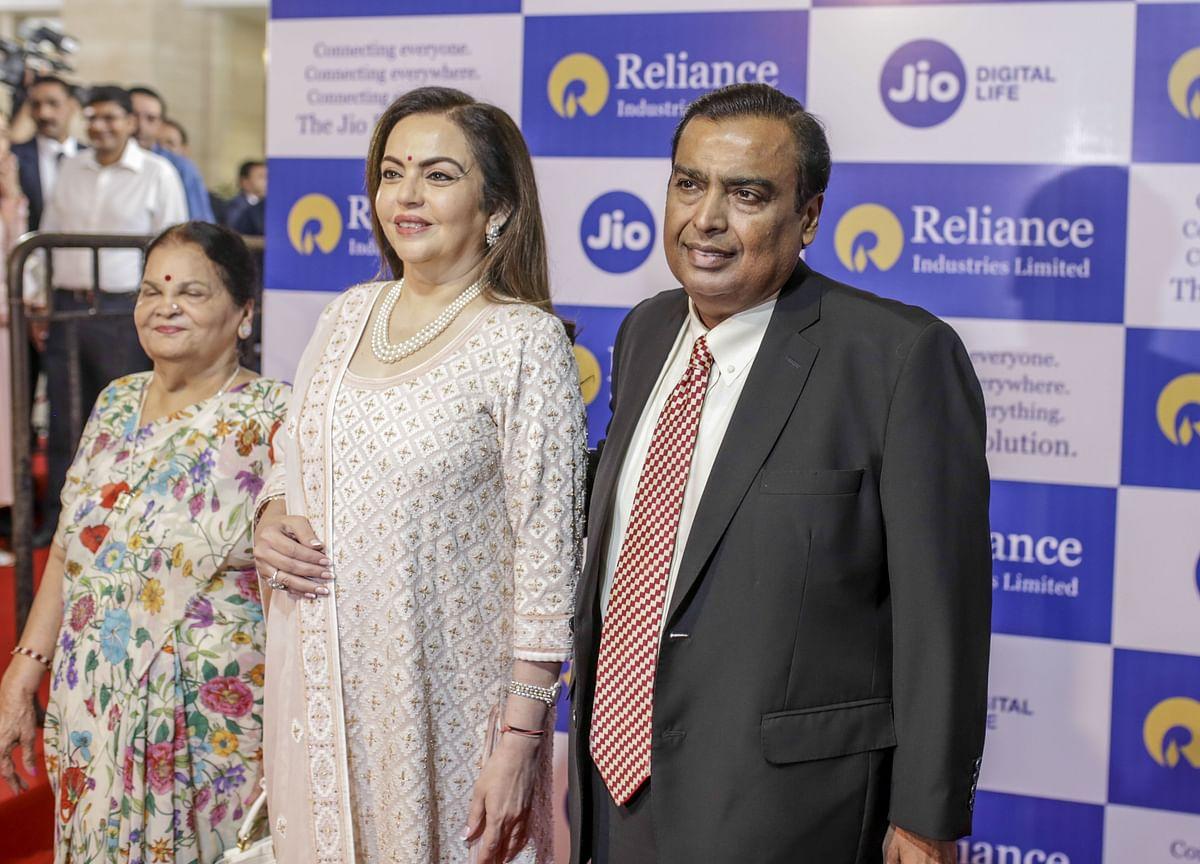 RIL Breaks Into Top 100 Global Companies