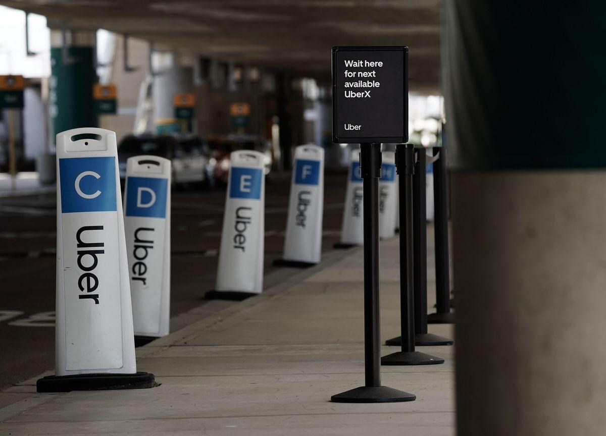Uber Buys Taxi-Software Company Autocab to Fill U.K. Market Gaps